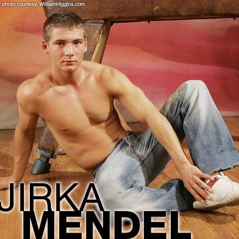 Jirka Mendel Sexy Uncut Czech Gay Porn Star Gay Porn 112308 gayporn star