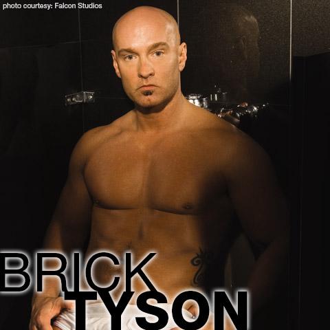 Brick Tyson Falcon Studios American Gay Porn Star Gay Porn 112705 gayporn star