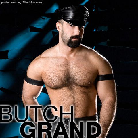 Gay Porn Star gayporn star Butch Grand Sexy Daddy Gay porn star