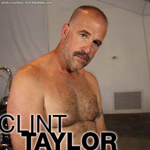 Clint Taylor Raunchy American Bear Daddy Gay Porn Star Gay Porn 113284 gayporn star