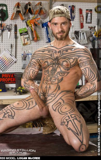 Logan McCree Raging Stallion American Gay Porn Star Gay Porn 114081 gayporn star