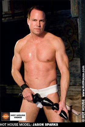 Jason Sparks Kinky American Gay Porn Performer