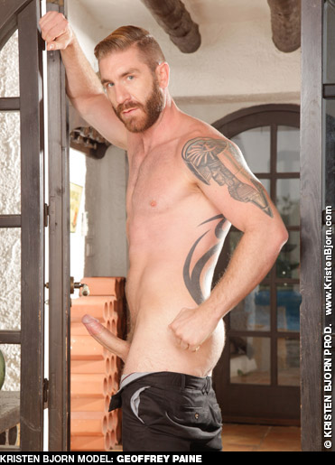 Geoffrey Paine Handsome Hung Handsome Hung American Gay Porn Star 114922 gayporn star