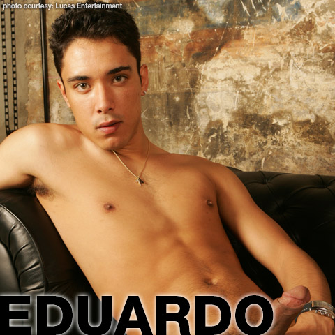 Eduardo Spanish Gay Porn Star gayporn star