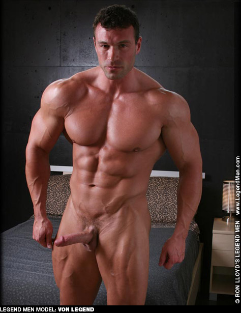 Von Legend Ron Lloyd LegendMen Model Performer Gay Porn 116529 gayporn star