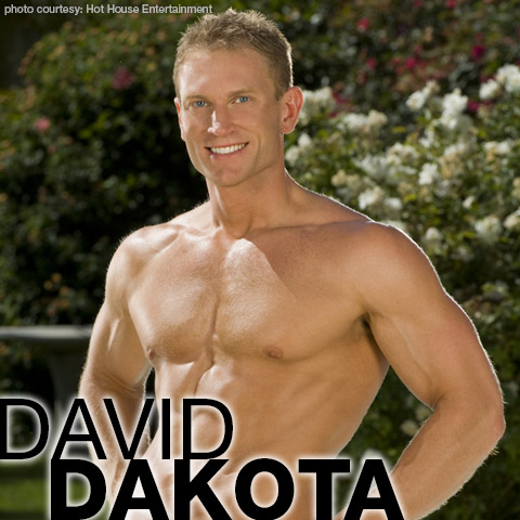 David Dakota Blond Handsome American Muscle Jock Gay Porn Star Gay Porn 116625 gayporn star