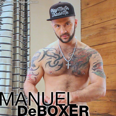 Manuel DeBoxer Canadian Stripper & Gay Porn Star Gay Porn 116810 gayporn star