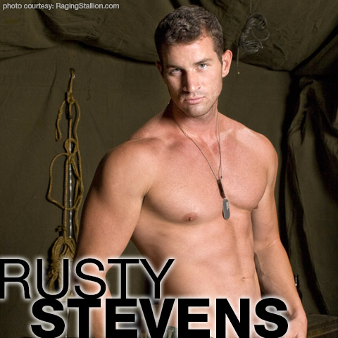 Rusty Stevens Handsome and Versatile American Gay Porn Star Gay Porn 116880 gayporn star