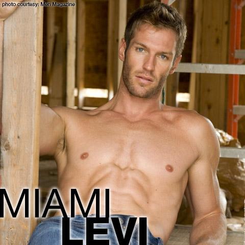 Miami Levi Levi Poulter American Male Model Solo performer 117165 gayporn star
