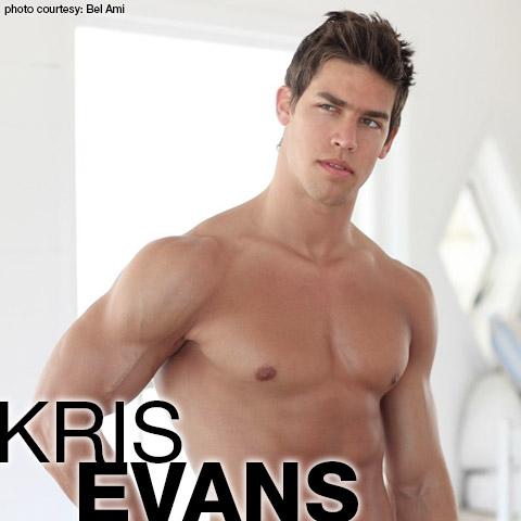 Kris Evans Czech Slovak BelAmi Gay Porn Star 117678 gayporn star