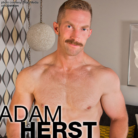 Adam Herst American Gay Porn Star