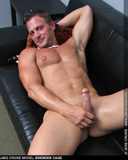 Brenden Cage American Gay Porn Star & Playgirl Model 117779 gayporn star