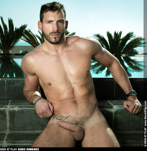 Enzo Rimenez Men At Play French Gay Porn Hunk Gay Porn 118681 gayporn star