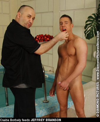 Jeffrey Branson Jeffry Branson Handsome Hung Hungarian gay porn star Gay Porn 119166 gayporn star