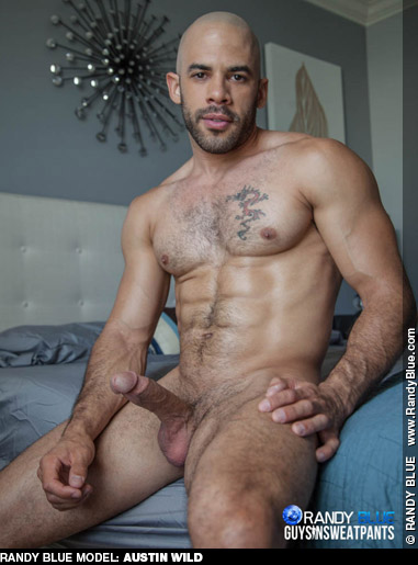 Austin Wilde Big Dicked American Gay Porn Star