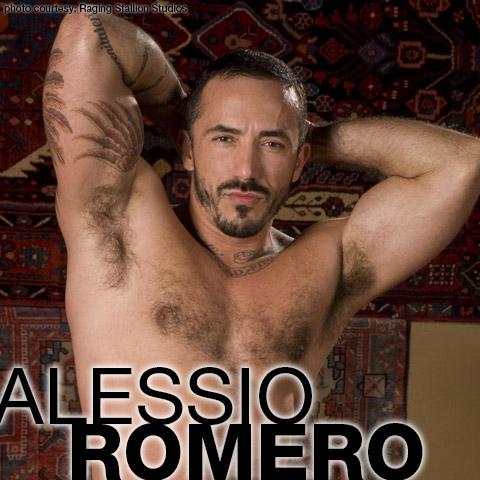 Alessio Romero Bad Daddy Gay Porn Star