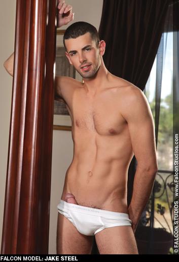 Jake Steel Slender American Gay Porn Star and Director gayporn star