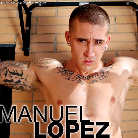 Manuel Lopez Spanish Gay Porn Star Gay Porn 120020 gayporn star