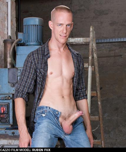 Ruben Fux Swiss / German Gay Porn Star Gay Porn 120237 gayporn star
