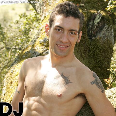 DJ D.J. Turner Slutty Kinky Hung Uncut Gay Porn Star Gay Porn 120414 gayporn star