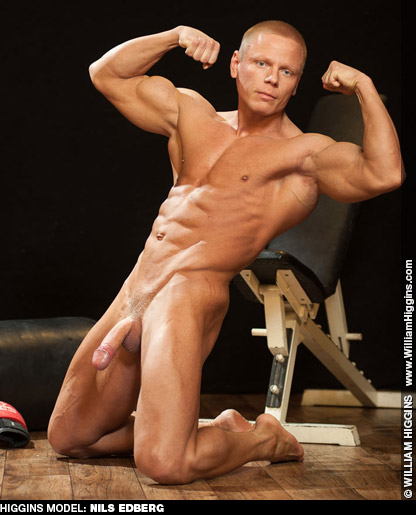 Nils Edberg William Higgins Hung Bodybuilder Czech Gay Porn Star 120549 gayporn star