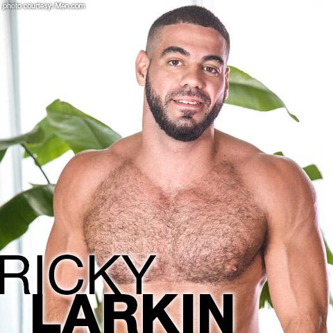 Ricky Larkin Scruffy & Hung Gay Porn Star Gay Porn 120926 gayporn star