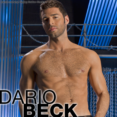 Dario Beck Handsome European Gay Porn Star