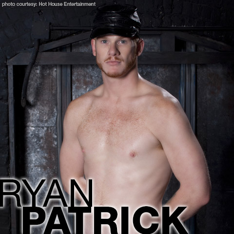 Ryan Patrick Red-Headed & Uncut Scruffy Gay Porn Star Gay Porn 121199 gayporn star
