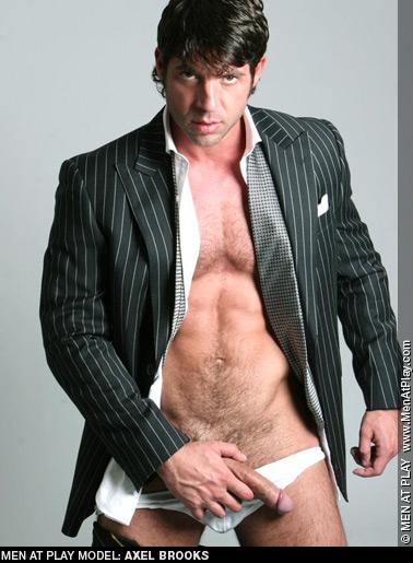 Axel Brooks Handsome Spanish Gay Porn Star Gay Porn 121407 gayporn star