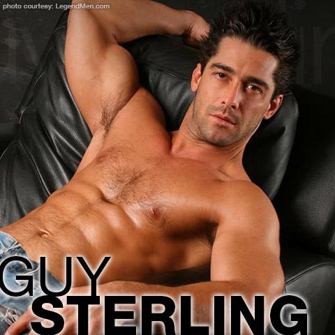 Guy Sterling American Gay Porn Star 121761 gayporn star Ron Lloyd LegendMen.com Body Image Productions