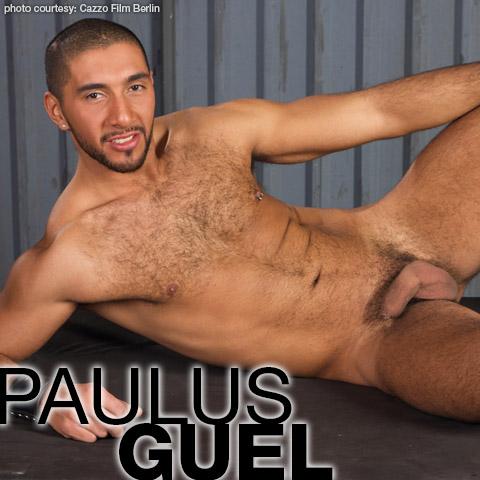 Paulus Guel Hairy European Latino Cazzo Film Berlin Gay Porn Star Gay Porn 122174 gayporn star