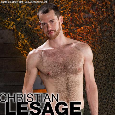 Christian Lesage Furry European Gay Porn Star Gay Porn 122187 gayporn star