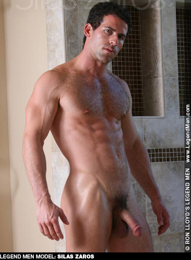 Silas Zaros Ron Lloyd LegendMen Model Performer Gay Porn 122194 gayporn star