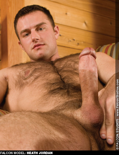 Heath Jordan Hairy Handsome American Gay Porn Star Gay Porn 122243 gayporn star