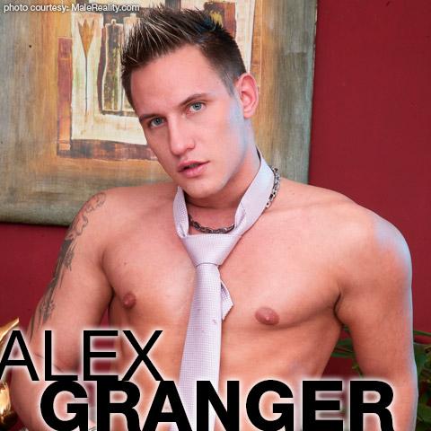 Alex Granger Male Reality Czech Gay Porn Star Gay Porn 122465 gayporn star