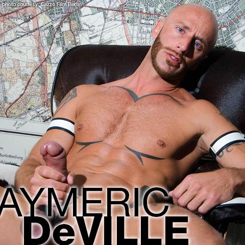 Aymeric DeVille Kinky Sexy French Gay Porn Super Star Gay Porn 122540 gayporn star