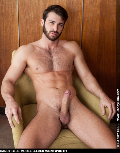 Jarec Wentworth Jarek Hung and Handsome Sean Cody Randy Blue Gay Porn Power Top Gay Porn 122558 gayporn star