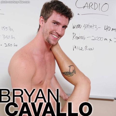 Bryan Cavallo Uncut College Jock Gay Porn Star Gay Porn 122576 gayporn star