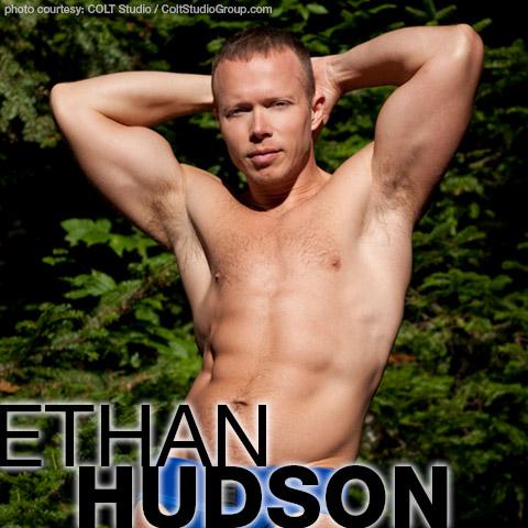 Ethan Hudson American Gay Porn Star