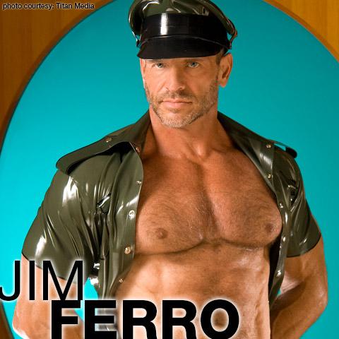 Jim Ferro Titan Men American Gay Porn Star Gay Porn 122704 gayporn star Gay Porn Performer