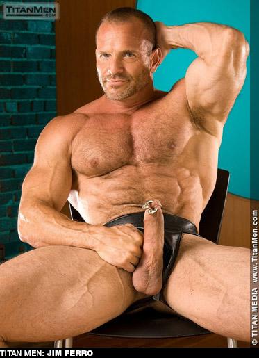 Jim Ferro Titan Men American Gay Porn Star Gay Porn 122704 gayporn star