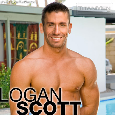 Logan Scott Handsome Muscular American Gay Porn Star Gay Porn 122960 gayporn star