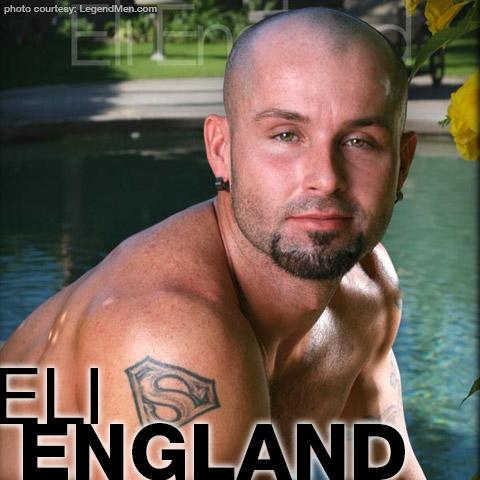 Eli England Ron Lloyd LegendMen Model & Performer Gay Porn 123136 gayporn star Body Image Productions