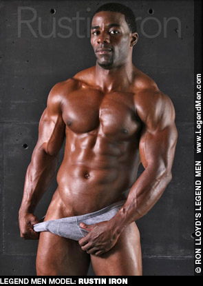 Rustin Iron American Gay Porn Star 123137 gayporn star Ron Lloyd LegendMen.com Body Image Productions
