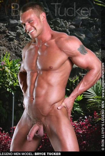 Bryce Tucker Tattooed Muscle Hunk Solo Performer & Gay Porn Star Gay Porn 123321 gayporn star