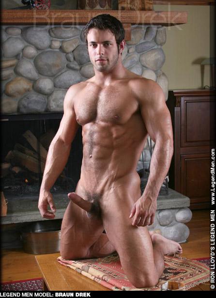 Braun Drek Ron Lloyd LegendMen Model Performer Gay Porn 123322 gayporn star