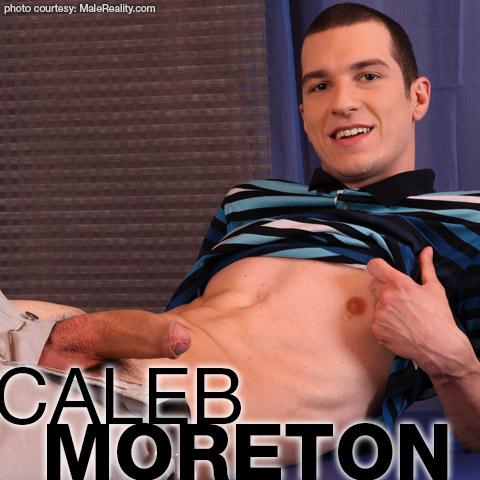 Caleb Moreton Male Reality Super Hung Czech Gay Porn Star Gay Porn 124010 gayporn star