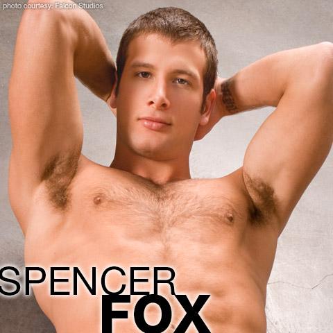 Spencer Fox Handsome Hung American Gay Porn Star Gay Porn 124428 gayporn star