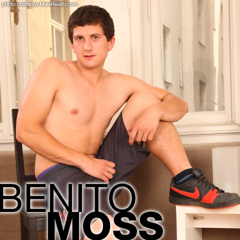 Benito Moss Male Reality Czech Gay Porn Star Gay Porn 124517 gayporn star