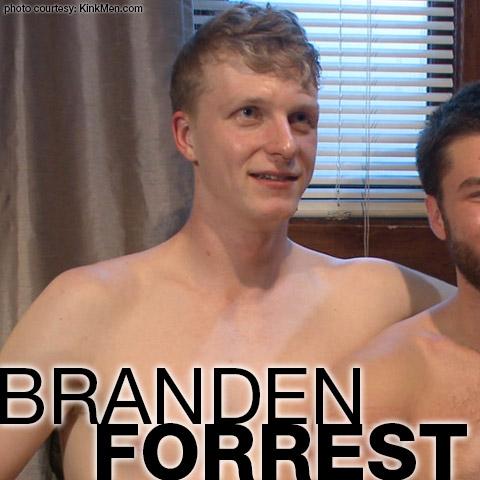 Branden Forrest Blond Uncut Kinky American Gay Porn Star 124568 gayporn star